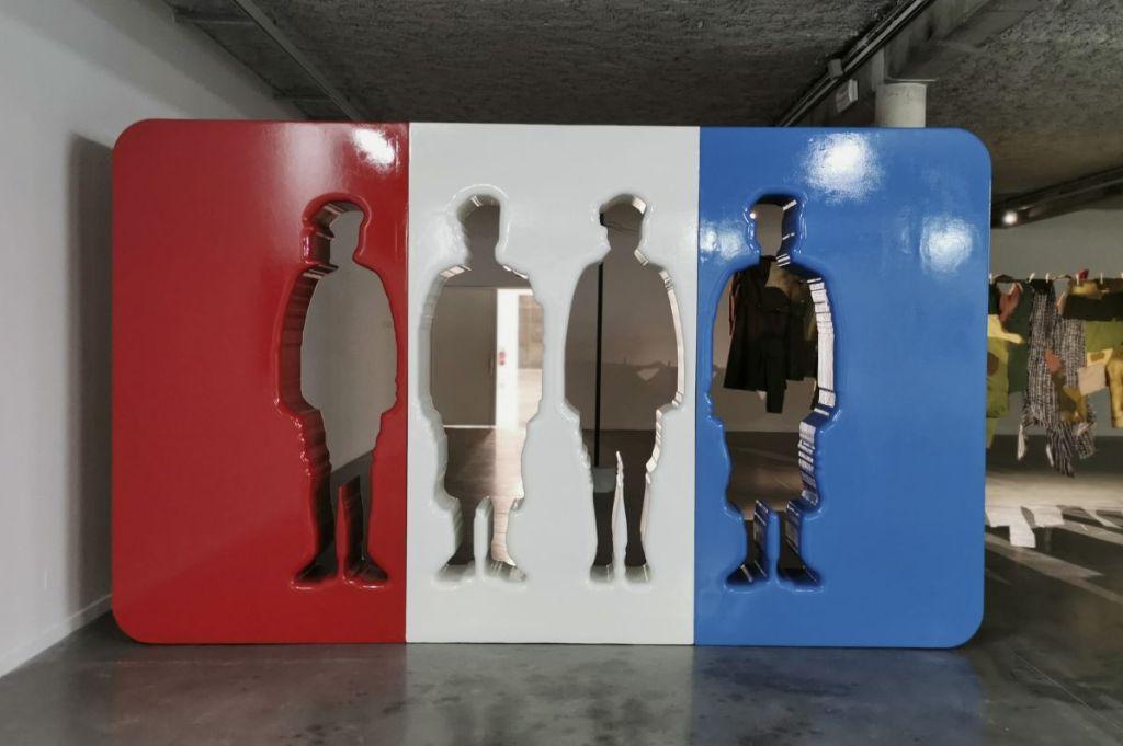 Diadji Diop - Passé, présent - Partie 1, 2020 - Corps invisibles - «Distance ardente» au MRAC à Sérignan
