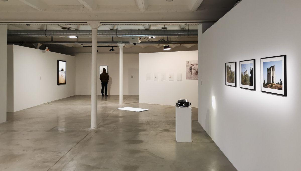 En attendant Omar Gatlato - Fiche la Belle de Mai - Marseille - Vue de l'exposition 3e étage