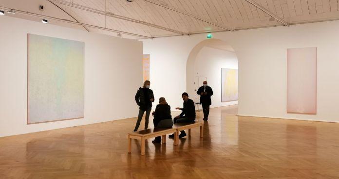 Gérard Traquandi, Peintures II - «Ici, Là» au Musée Cantini - Marseille