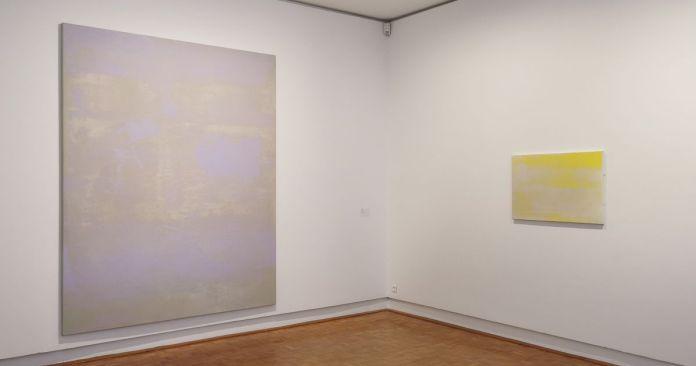 Gérard Traquandi, Peintures VI - «Ici, Là» au Musée Cantini - Marseille