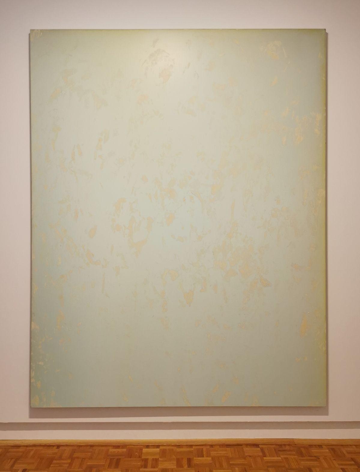 Gérard Traquandi, Sans titre, 20xx - «Ici, Là» au Musée Cantini - Marseille