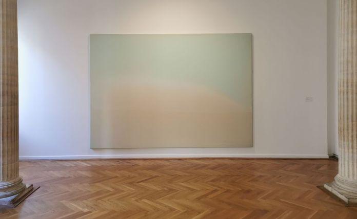 Gérard Traquandi, Schinoussa, 2019 - «Ici, Là» au Musée Cantini - Marseille