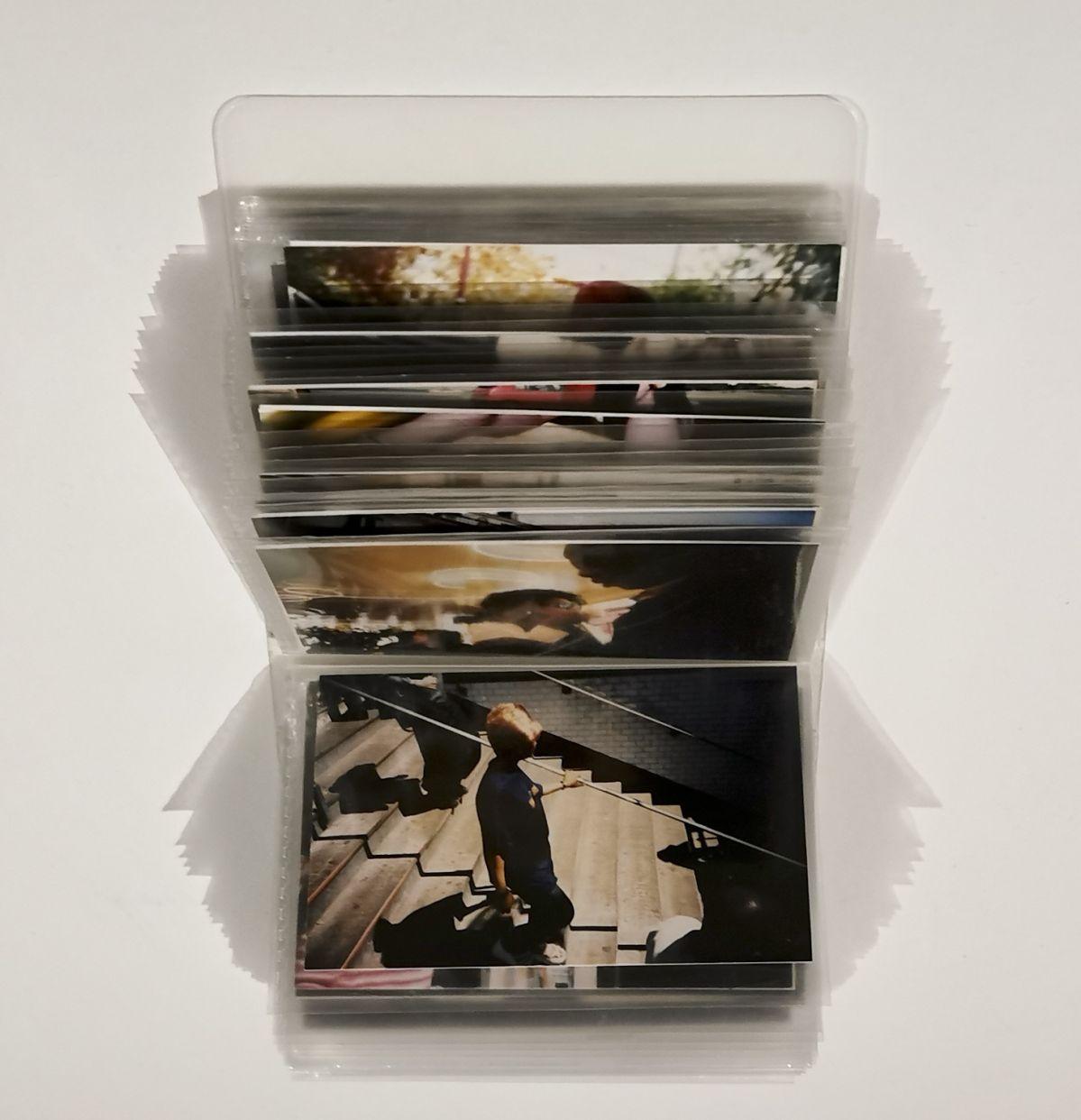 Kader Attia, Femmes, Hommes, Fétiches de la série Photostories, 1997-2001 - En attendant Omar Gatlato - Fiche la Belle de Mai - Marseille