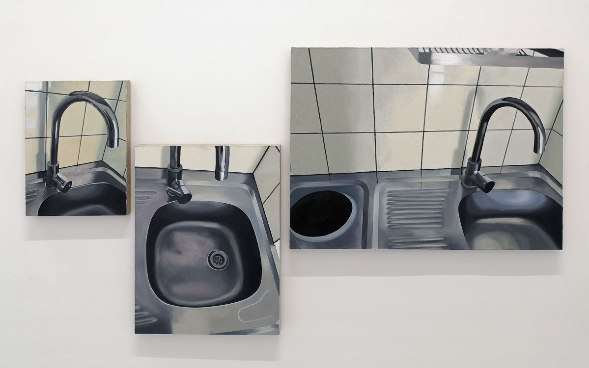 Sam Krack - Artemis (ou 10 rue Magnol), 2020 - La Relève III - Habiter au Centre Photographique Marseille