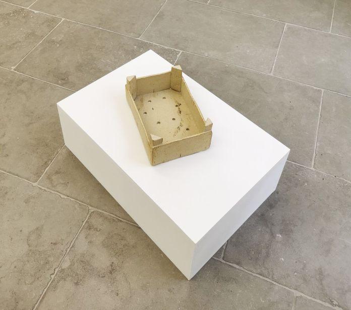 Agnès Fornells - Baby Cagette, 2021 - Telle est l'étoffe dont les rêves sont faits à la Galerie ALMA