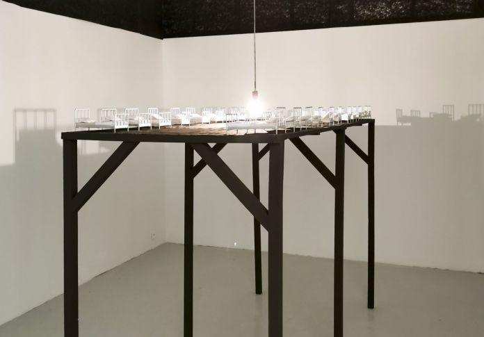 Camille Sart - Vagabondes, 2019-2020 - «La Relève III - Habiter » au Château de Servières