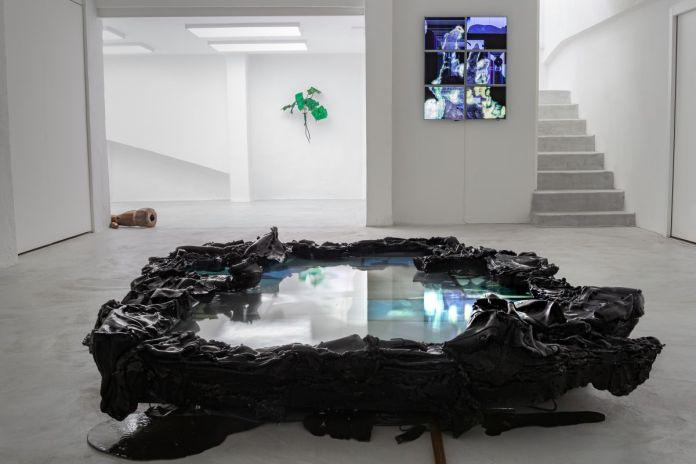Gillian Brett et Antoine Nessi - I have no face but you can trust me à la Galerie de la SCEP - Photo © Nassimo Berthommé