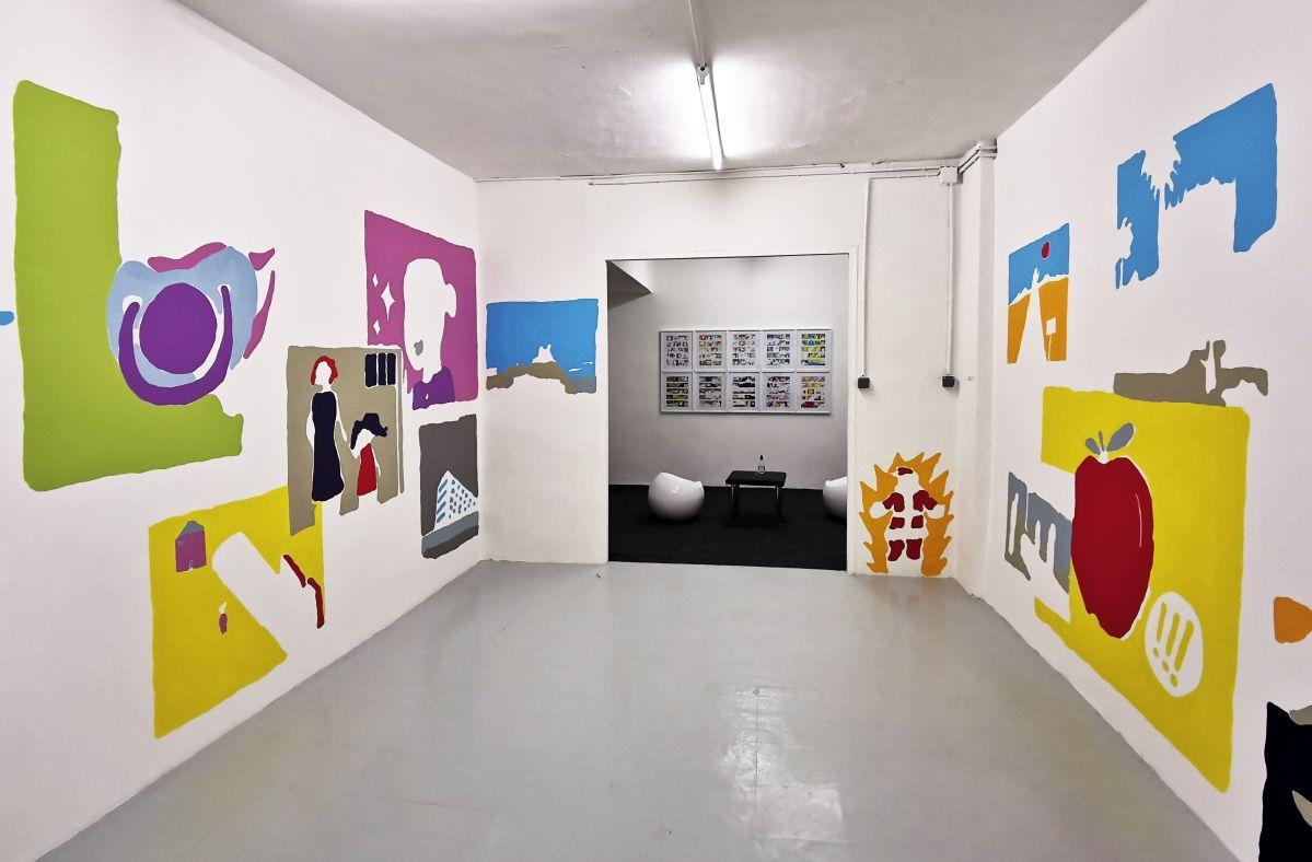 Marius Girardot - Nos lignes mises en images, 2021 - Je vous ai compris au Château de Servières