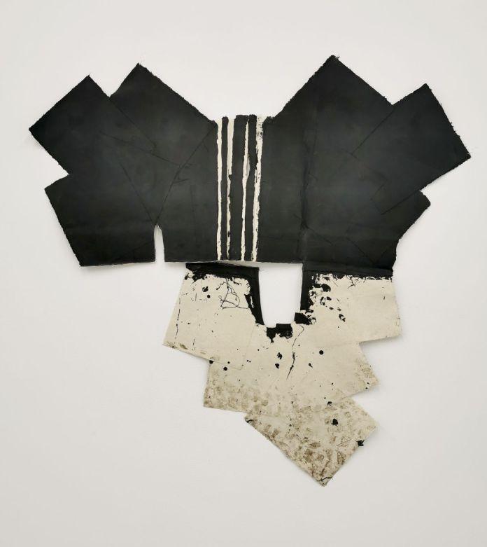 Max Charvolen - Au Cannet-Rocheville, maison Sampère, Sol, mur, huisserie, 2018 - Telle est l'étoffe dont les rêves sont faits à la Galerie ALMA