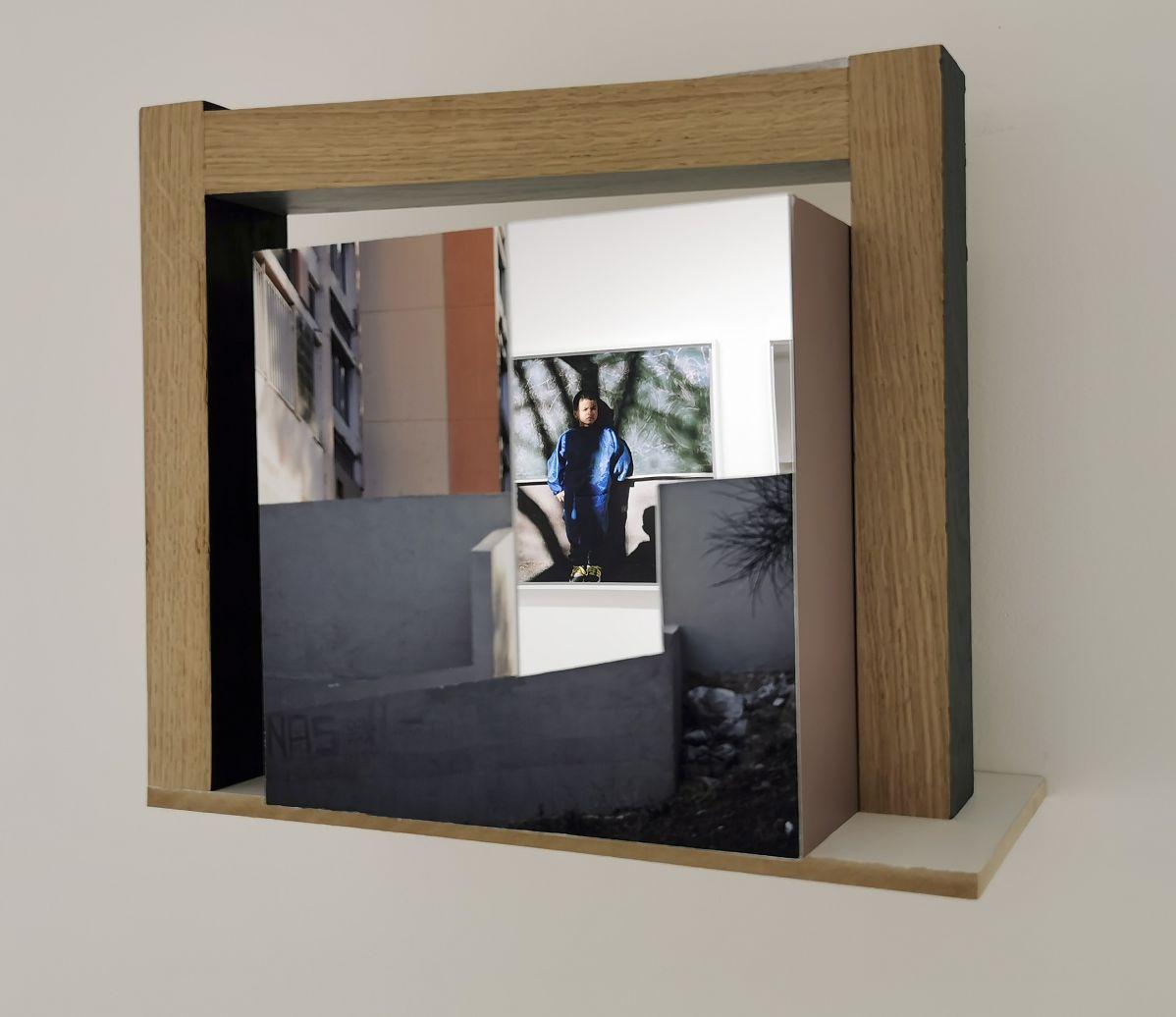 Yveline Loiseur - Proun, 2021 - «Ensembles» au Centre Photographique Marseille