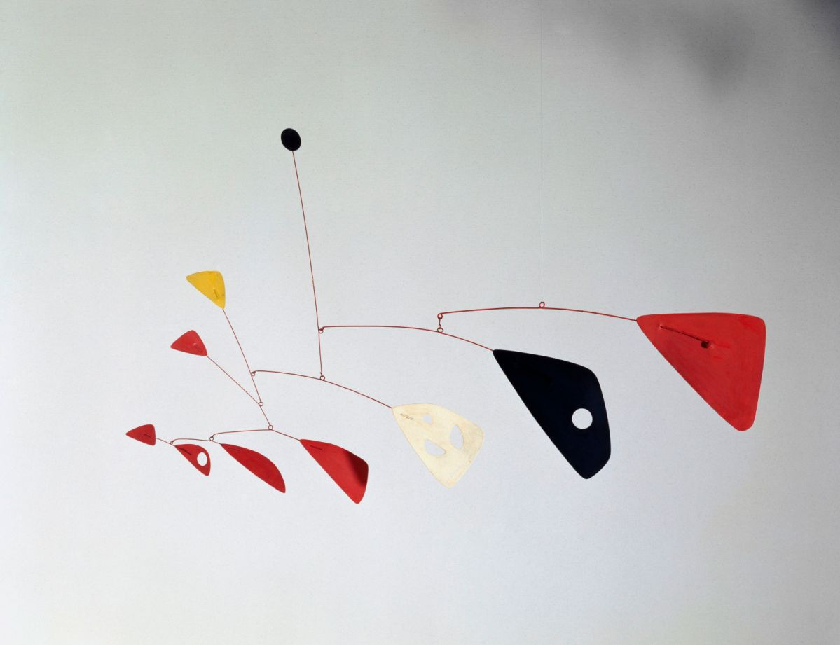 Alexander Calder, Mobile, 1949