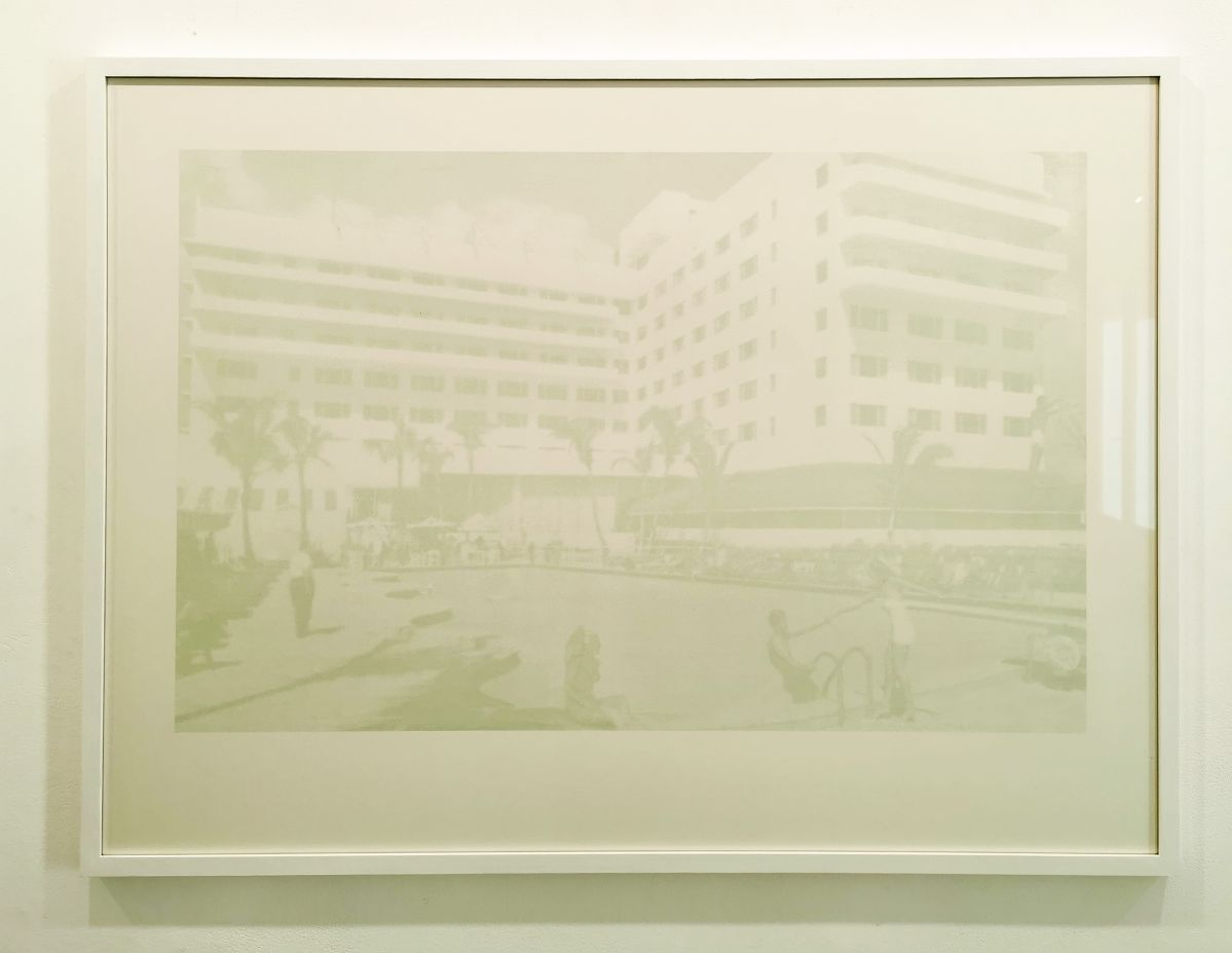 Paul Chochois - Le sans souci, 2021 - «Crossover» à la Galerie Vasistas - Montpellier