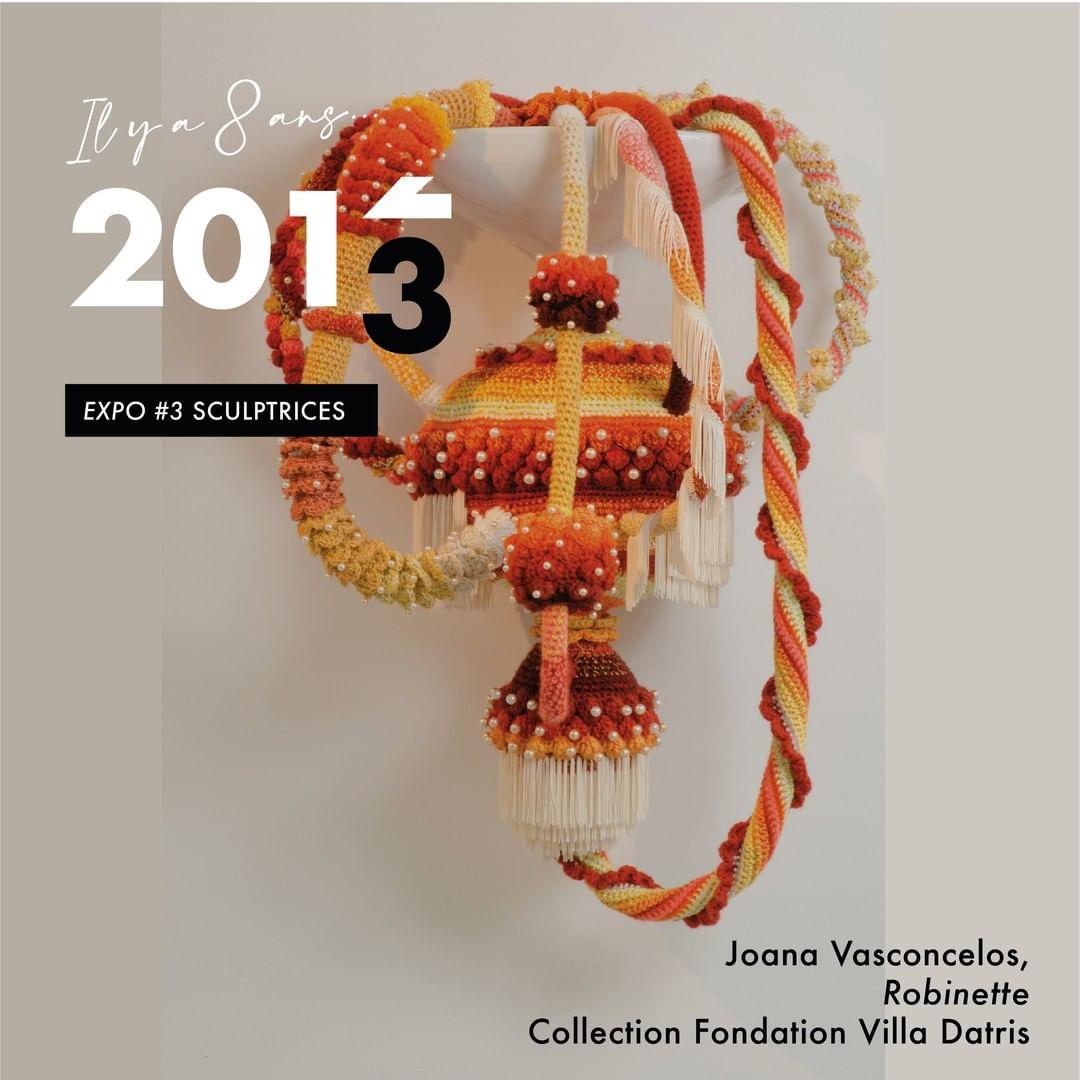 2013 - Sculpture en fête ! Les dix ans de la Collection Villa Datris