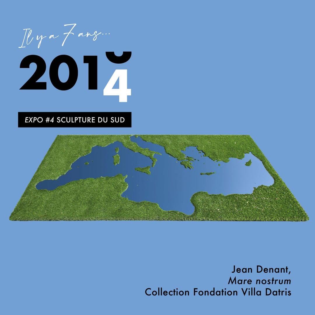 2014 - Sculpture en fête ! Les dix ans de la Collection Villa Datris