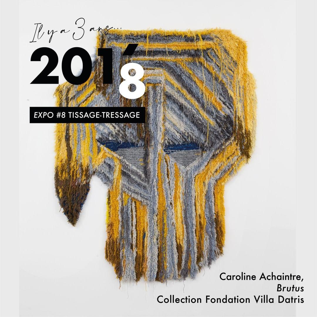 2018 - Sculpture en fête ! Les dix ans de la Collection Villa Datris