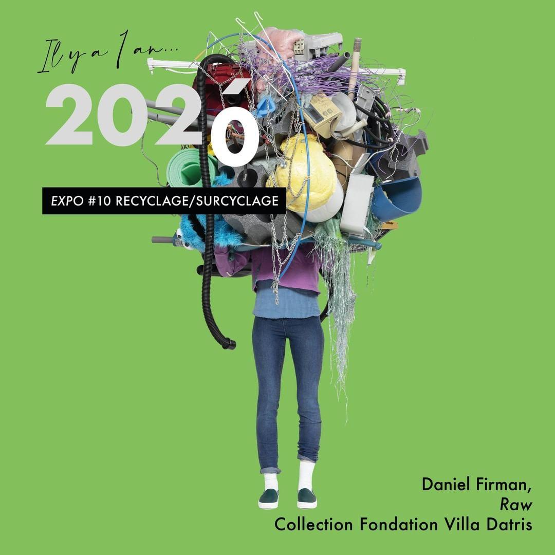 2020 - Sculpture en fête ! Les dix ans de la Collection Villa Datris