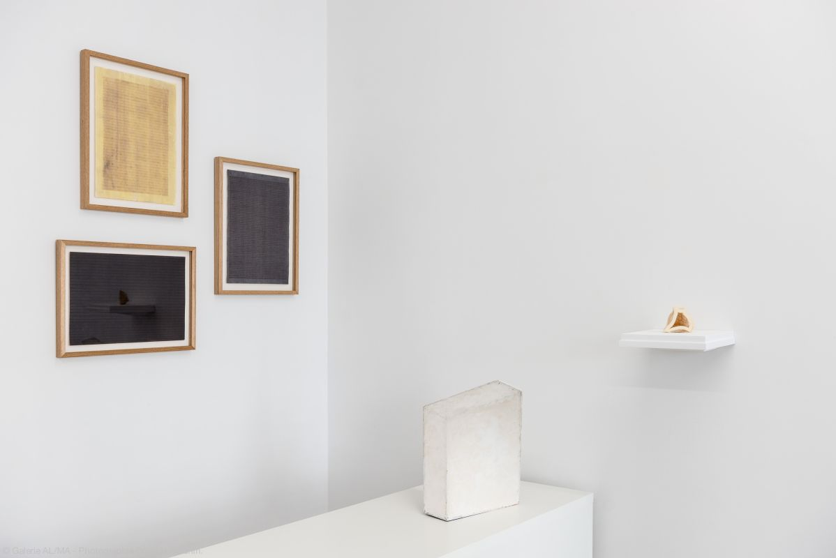 Aquaplaning - Carte Blanche à Nicolas Daubanes à la Galerie ALMA©David Huguenin