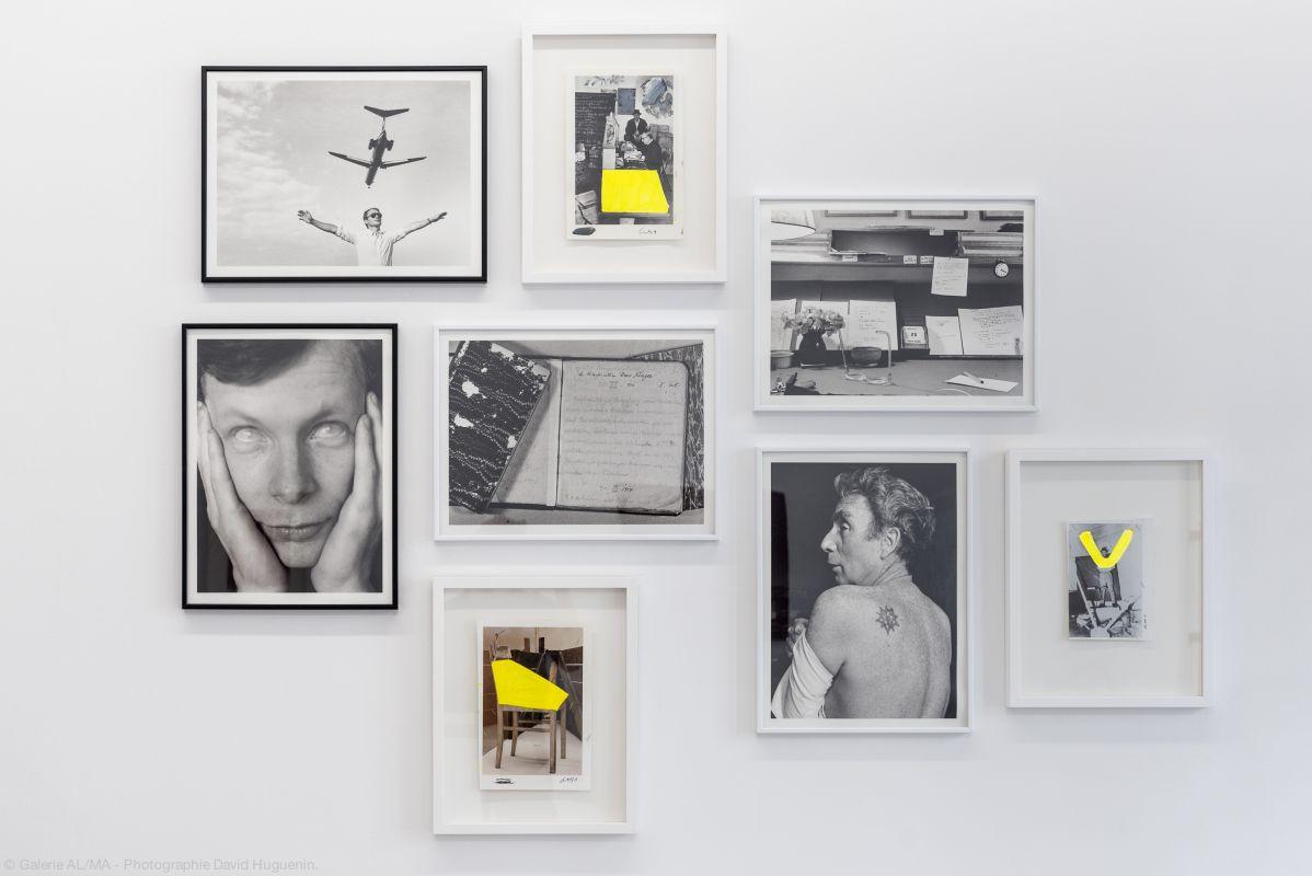 Georges Autard et François Lagarde - Aquaplaning - Carte Blanche à Nicolas Daubanes à la Galerie ALMA©David Huguenin