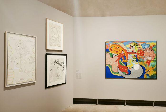 Figurations excentriques (1960-1970) - Le surréalisme dans l'art américain à la Vieille Charité