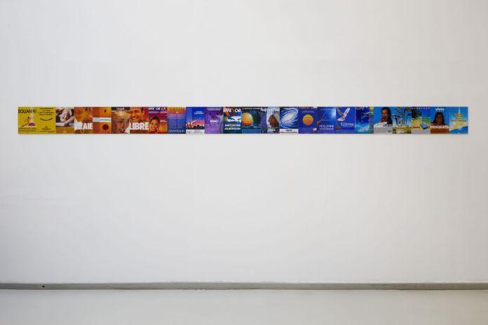 Hélène Bellenger - Sans titre (gamme), 2021 ©jcLett