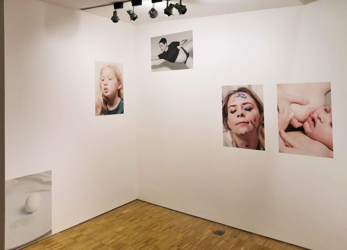 Jagoda Wisniewska - « Ma Mère est une hippie » - Selection des Boutographies2021 - Montpellier