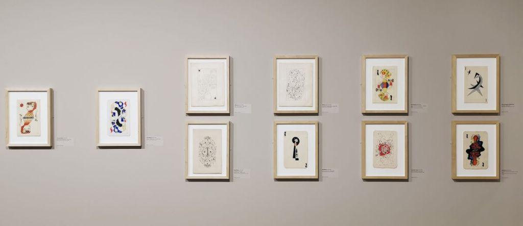 Jeu de Marseille, 1940-1941 - La Villa Air-Bel - les surréalistes à Marseille (1940-1941) - Le surréalisme dans l'art américain à la Vieille Charité