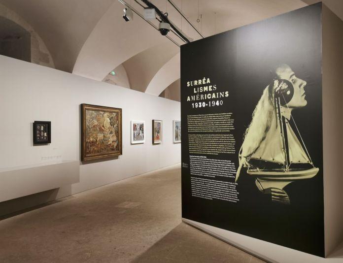 Surréalismes américains (1930-1940) - Le surréalisme dans l'art américain à la Vieille Charité