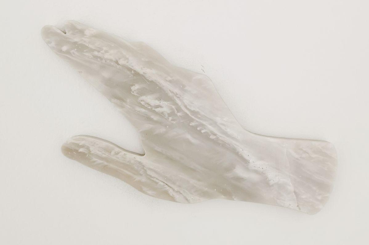 Alice Guittard - Les mains, 2021 - échec — plaisir à la Double V Gallery, Marseille