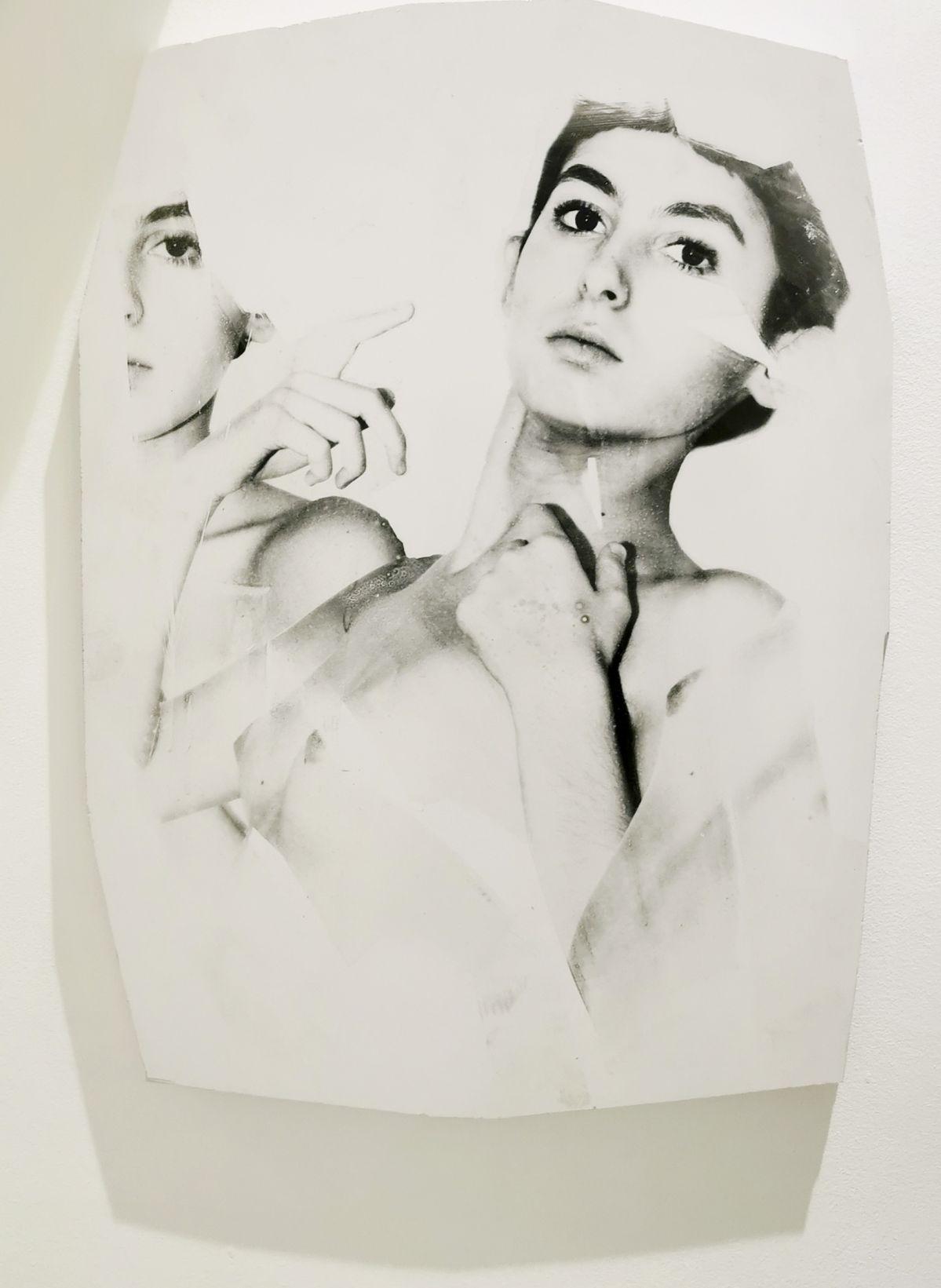 Alice Guittard - Lou, 2018 - échec — plaisir à la Double V Gallery, Marseille