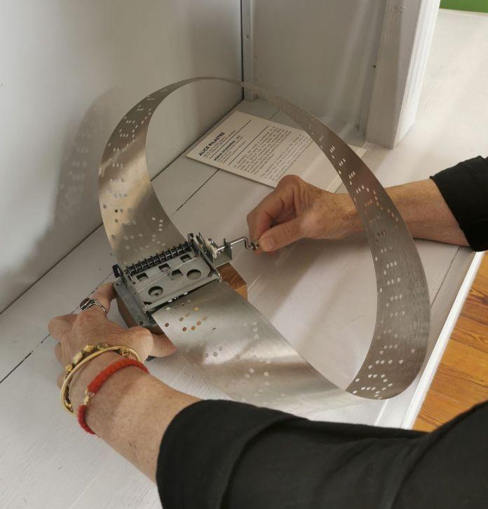 Alice Pilastre - Möbius Gymnopédie, 2011 - Sculpture en fête ! Les dix ans de la Collection Villa Datris