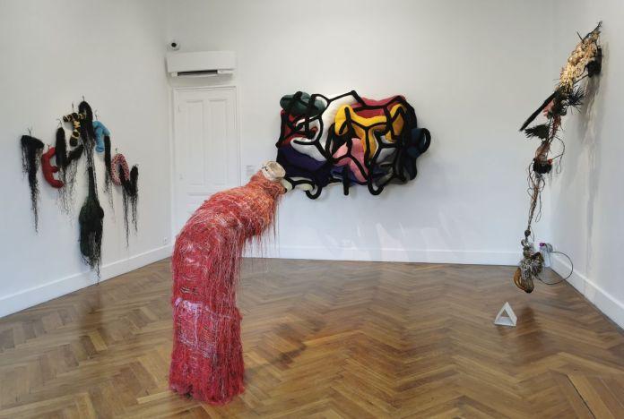 Annette Messager, Awena Cozannet, Joana Vasconcelos et Rina Banerjee - Sculpture en fête ! Les dix ans de la Collection Villa Datris