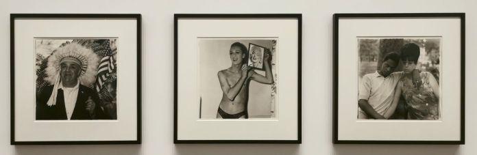 Diane Arbus - Ensemble de tirages réalisés par Neil Selkirk, Archive - The Impermanent Display , Collection Maja Hoffmann - Luma Arles 2021