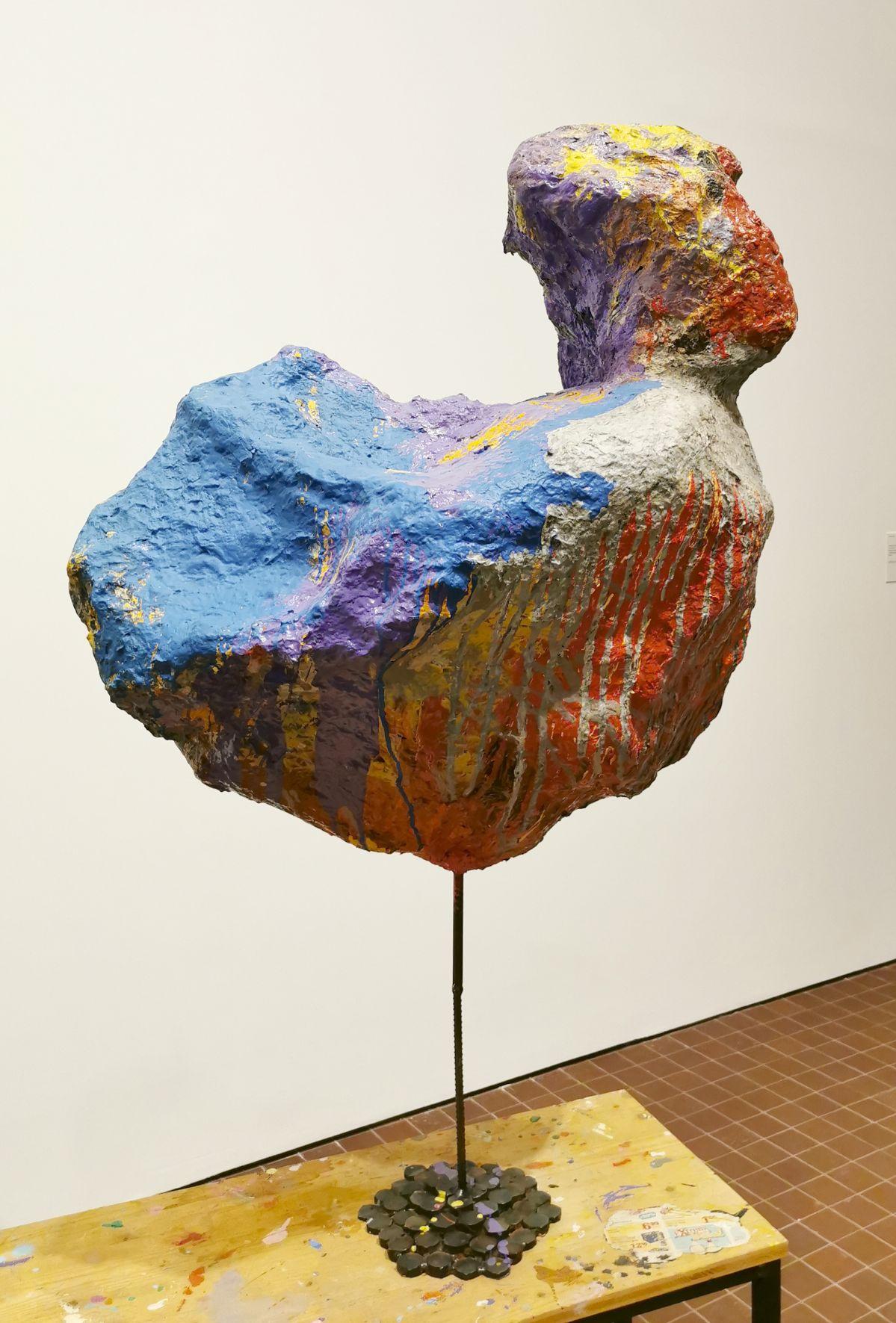 Franz West - Sans titre, 2009 - The Impermanent Display , Collection Maja Hoffmann - Luma Arles 2021