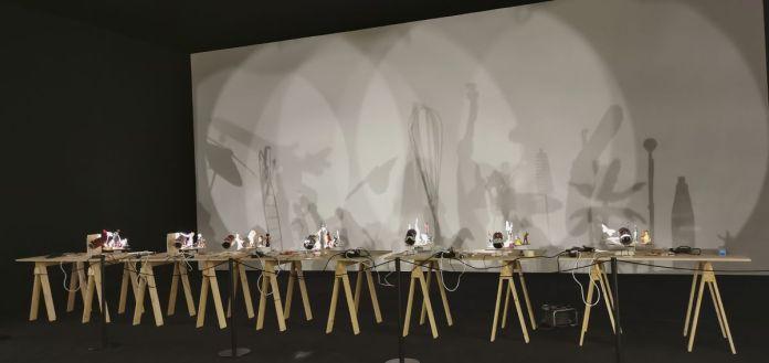 Hans-Peter Feldmann - Shadowplay, 2009 - The Impermanent Display , Collection Maja Hoffmann - Luma Arles 2021