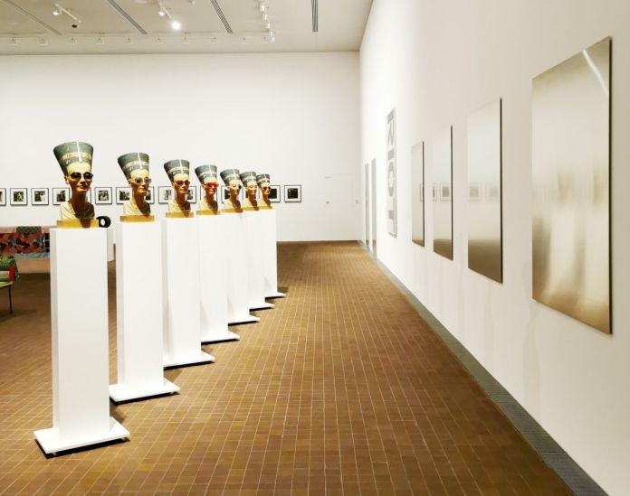 Isa Genzken – Nofretete, 2014 - The Impermanent Display , Collection Maja Hoffmann - Luma Arles 2021