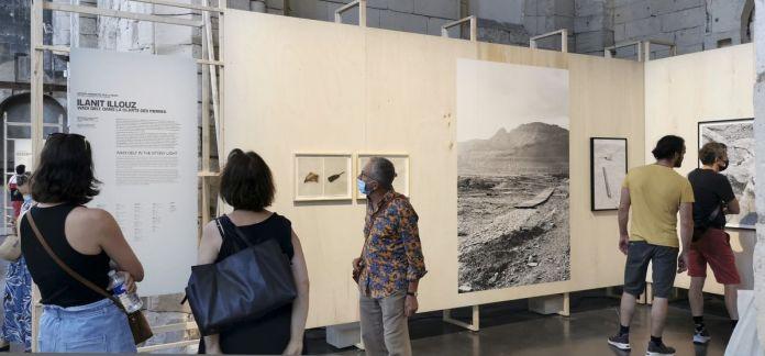 Ilanit Illouz - Wadi Qelt, dans la clarté des pierres - Exposition Prix Découverte Louis Roederer 2021 aux Rencontres d'Arles
