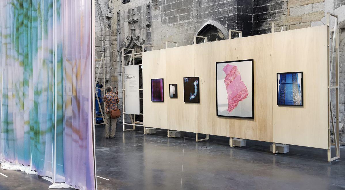 Ketuta Alexi-Meskhishvili - Ornements géorgiens - Exposition Prix Découverte Louis Roederer 2021 aux Rencontres d'Arles