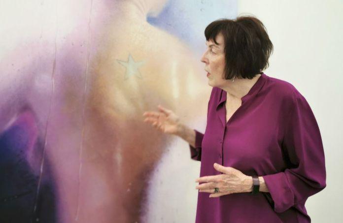 Marilyn Minter à propos de son travail dans l'exposition de Marilyn Minter - All Wet au MOCO Panacée