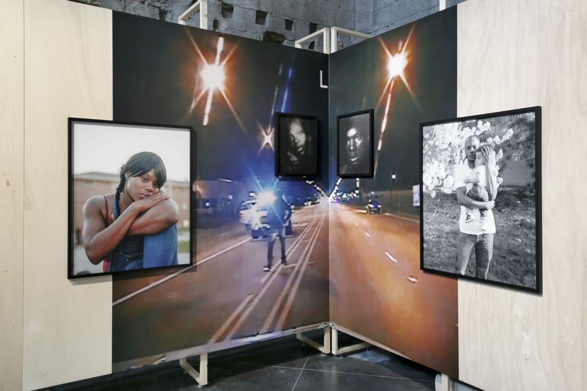 Zora J Murff - En aucun point intermédiaire - Exposition Prix Découverte Louis Roederer 2021 aux Rencontres d'Arles