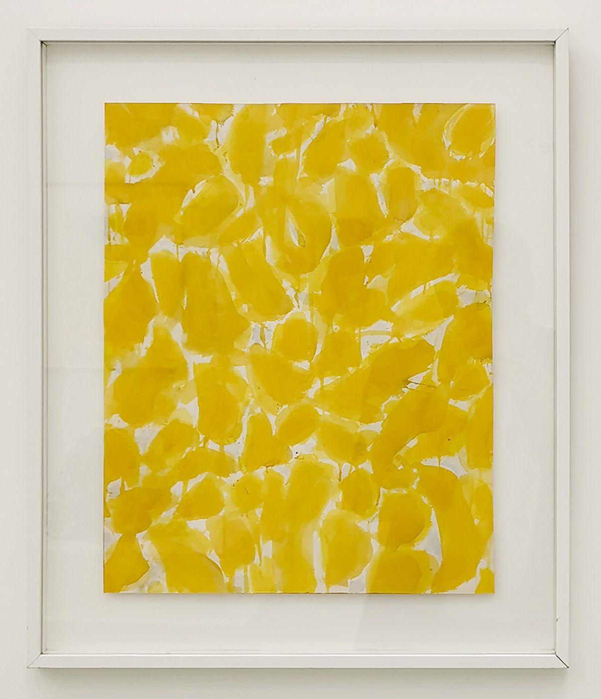 Sam Francis, Sans titre, sans date - «United States of Abstraction» au Musée Fabre