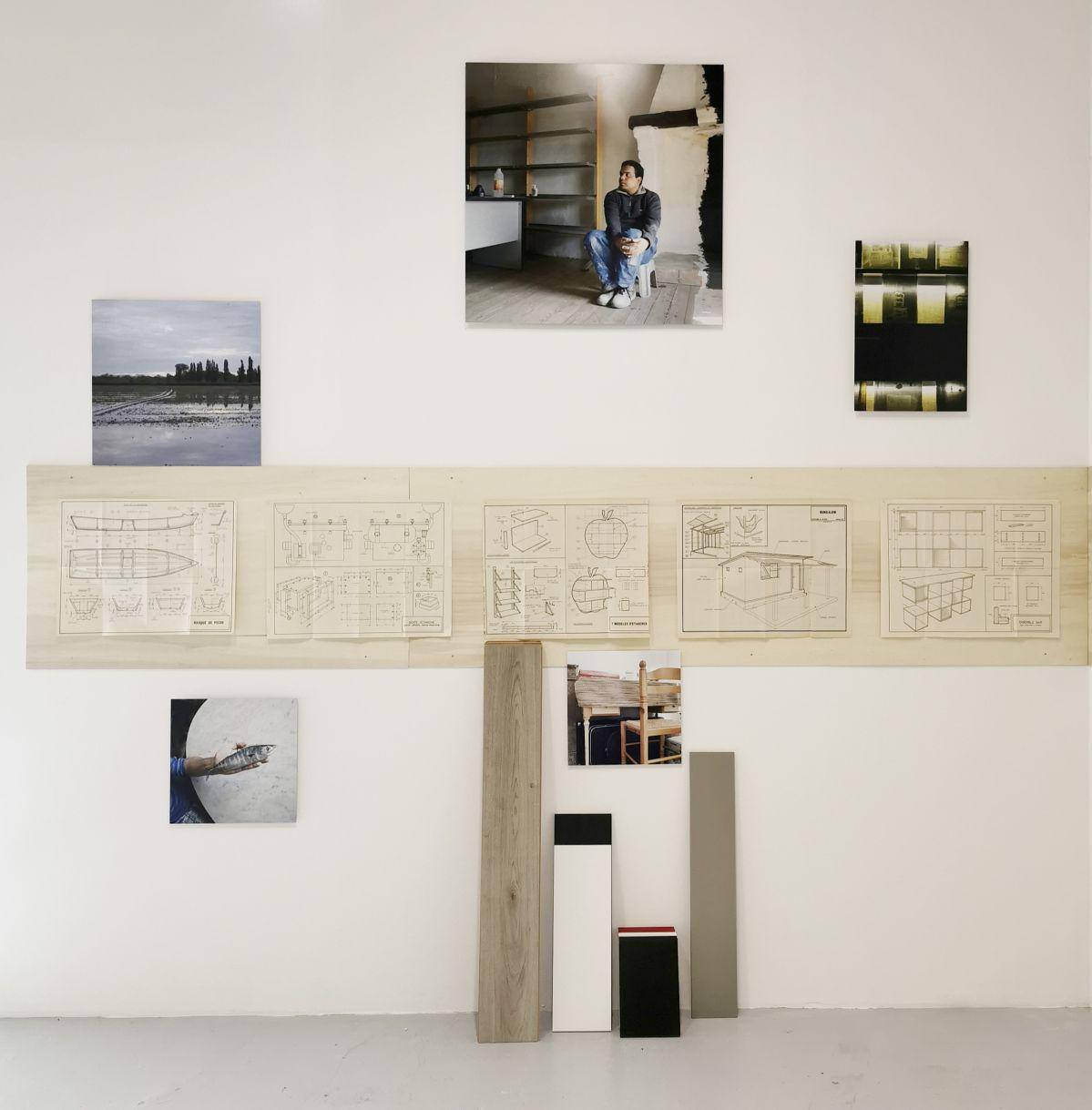 Suzanne Hetzel - Construction-modèles, 2000-2021 - Memories Still Green - Vidéochroniques
