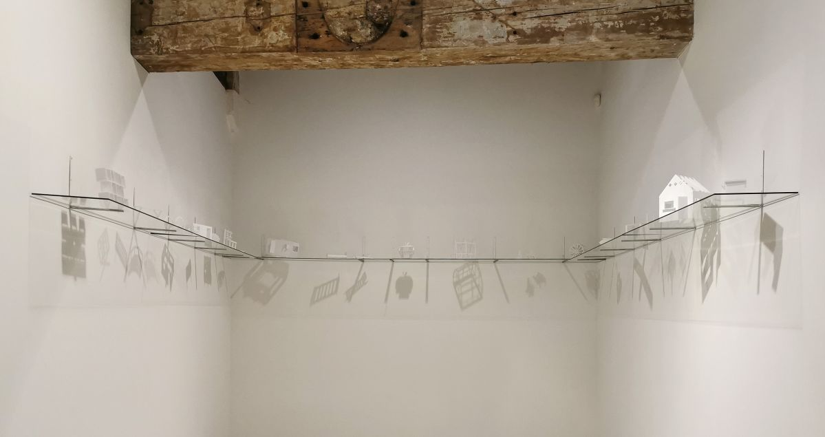 Suzanne Hetzel, Construction-ombres, 2021 - Memories Still Green - Vidéochroniques