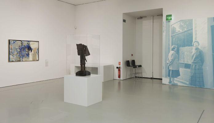 United States of Abstraction - Paris est une île - l'abstraction géographique - La galerie Huit au Musée Fabre