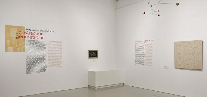 United States of Abstraction - Renouveaux américains de l'abstraction géométrique - Contourner la composition ; hasard et modules au Musée Fabre