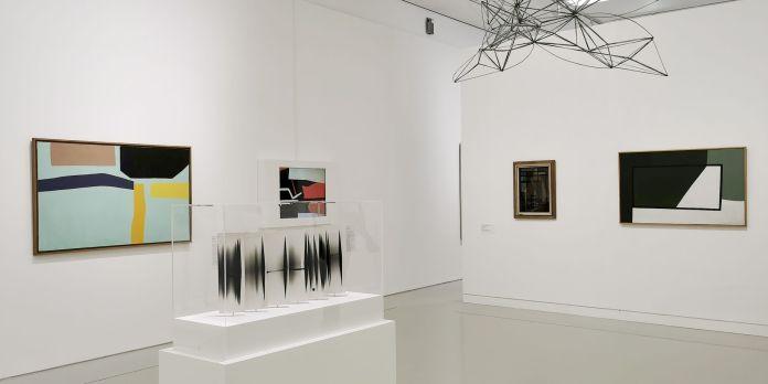 United States of Abstraction - Renouveaux américains de l'abstraction géométrique - Expérimenter le mouvement au Musée Fabre