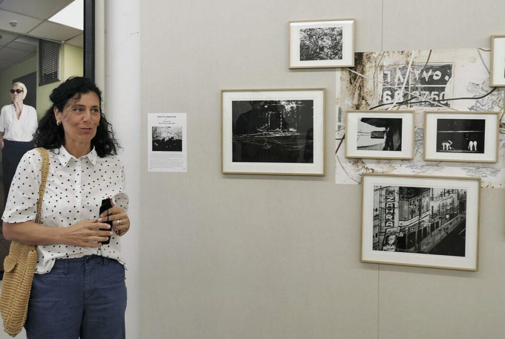 Brigitte Manoukian - série Les fils de Burj Hamud - Prix Polyptyque 2021