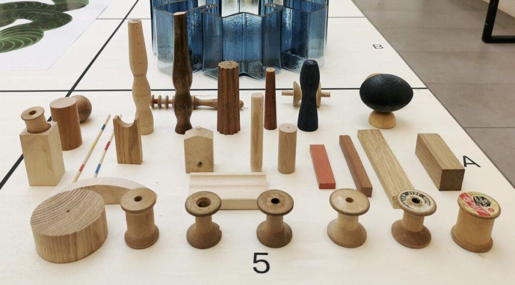 Jean-Simon Roch - Collection chutes et formes diverses, 2021 - Pirouettes au Studio Fotokino – Marseille