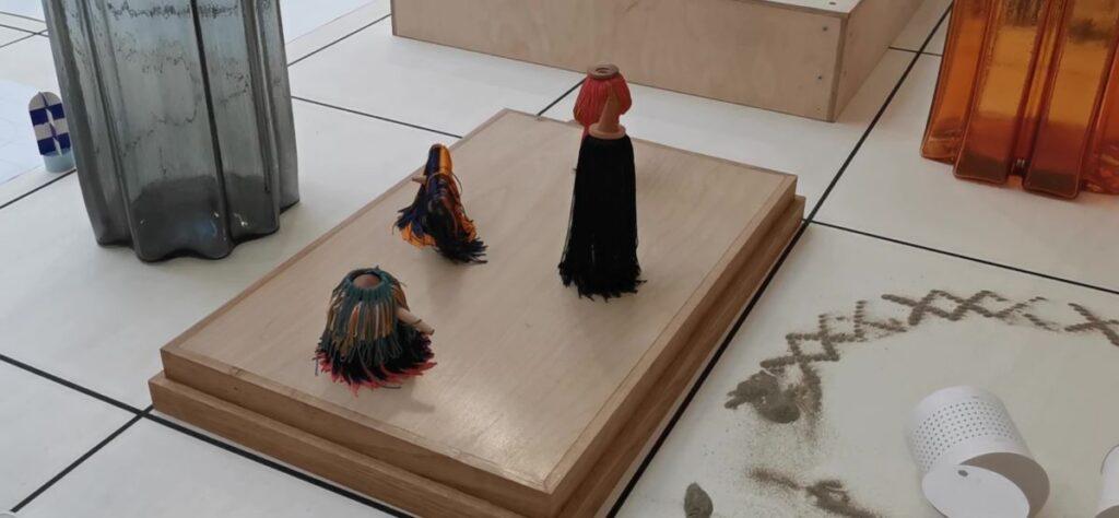Jean-Simon Roch - La danse des fous, 2021 - Pirouettes au Studio Fotokino – Marseille