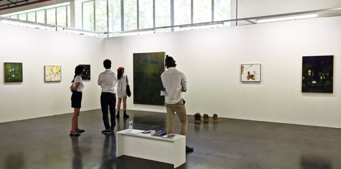 Meessen De Clercq - Benoît Platéus - Art-o-rama 2021 à la Cartonnerie - Friche la belle de Mai