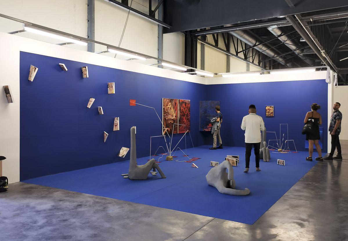 NVS - Art-o-rama 2021 à la Cartonnerie - Friche la belle de Mai